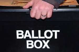 The General Election will take place in just under a month.