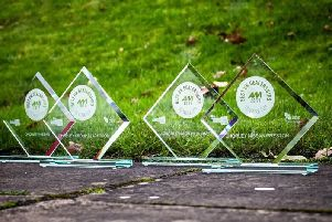 The Chorley Group picked up four awards