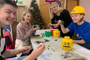 Lots of fun-filled and hands-on activities to be enjoyed at Trinity Hub, Clitheroe