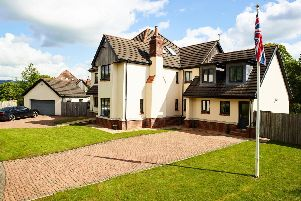 Exterior (credit: Stones Young Estate and Letting Agents)