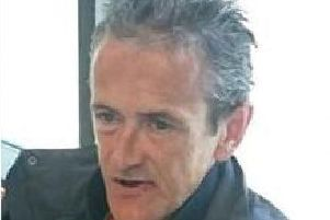 Jason is described as white, 5ft 8in tall, of medium build with short, grey hair. (Credit: Lancashire Police)