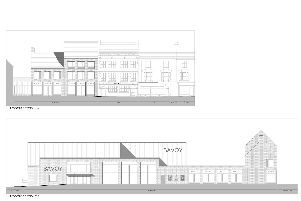 Plans have been submitted for the development of a new cinema in Gainsborough town centre.