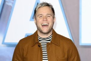 Chart topper Olly Murs is backing a fund raisinhg campaign for a delivery driver well known in the Ribble Valley who is battling sepsis.
