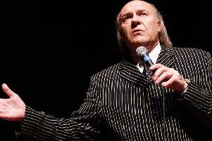 Mick Miller who will be performing at the Lancashire Entrepreneurs' Lunch at Blackpool Pleasure Beach