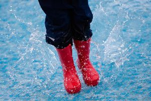 Take part in a Peppa Pig Muddy Puddle Walk. Pic credit: Charlie Forgham-Bailey