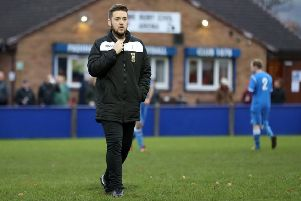 Joint Storks boss Liam Smith