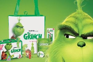 The Grinch is currently showing at Burnley Reel Cinema