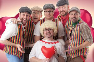 The Lancashire Hotpots are returning to The Grand with a brand-new show. (s)