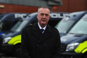 Police and Crime Commissioner, Clive Grunshaw