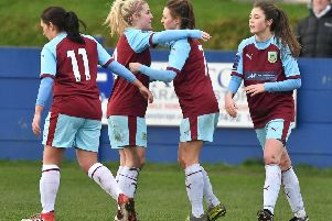 Burnley Women  Vs Liverpool Reds_27/1/19