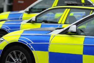 Police are investigating after a BMW was stolen in Padiham last night.