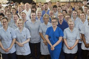 Northumbria Healthcare NHS Foundation Trust has received a grant of �75,000 from The Health Foundation.