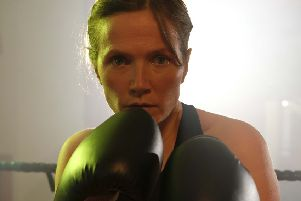 Jessica Hynes has written, directed and stars in The Fight.