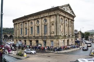 Alterations to Todmorden Town Hall and other Calderdale planning applications