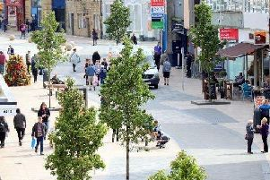 Police have warned that abusive and destructive behaviour by gangs of youths roaming Burnley town centre at night will not be tolerated.
