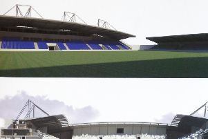 Plans for Wakefield Trinity's new stadium