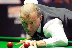 Steve Davis is at the Burnley Mechanics on Thursday, February 28th.