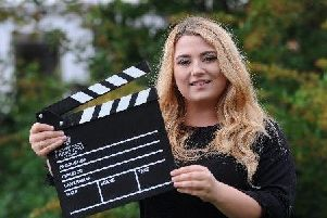 Film-maker Natasha Hibbert has scooped a Genesis Award for her tale about life in care. (s)