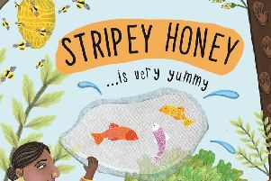 Stripey Honey... is very Yummy is heading to Burnley next month.