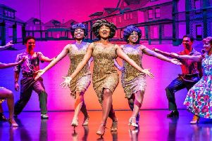 Dancing In the Streets from Motown The Musical