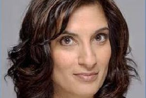 Mina Anwar, star ofShameless, Happy Valley and Everybodys Talking about Jamie will perform inManchester play The Thunder Girls, which celebrates women over 50. (s)
