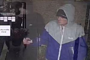 CCTV images released by Northumbria Police