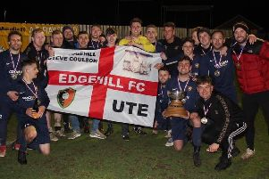 Pictures from the Junior Cup final between Edgehill Reserves and Lealholm
