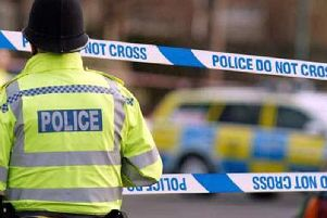 Detectives have arresting a man on suspicion of robbery in Halifax