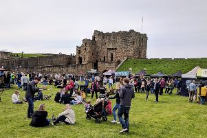 Tynemouth Priory and Castle is hosting the Tynemouth Food Festival in May.