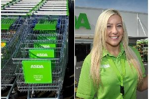 Asda Fleetwood is missing 126 trolleys, says Lyla Challoner