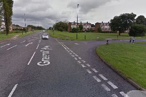 Greenhill Parkway at the junction with Lowedges Road. Picture: Google