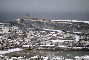 It will remain cold in Scarborough this weekend.