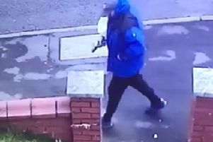 Police have released CCTV image of this man