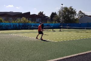 Burnley Tennis Club benefits from six outdoor courts
