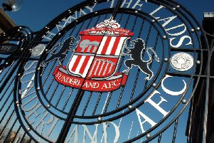 Gates at the Stadium of Light.