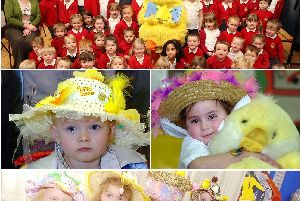Remember these Easter celebrations?