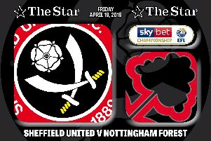 Sheffield United faced Nottingham Forest this afternoon