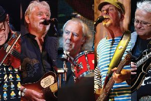 Fairport Convention is visiting Clitheroe on May 16. (s)