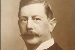 Edward Stocks Massey put money in a trust fund to help the people of Burnley.