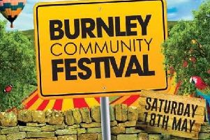 Burnley Community Festival will run from noon until 9pm on Saturday