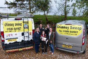 The Chimney Swept Clean team.