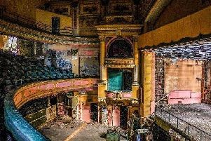 A 10,000 cash grant will help campaigners to move another step forward with their dream to restore the Empire Theatre in Burnley to its former glory.