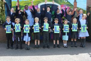 St James' Lanehead CofE (VA) Primary School was given top grading in all areas duringaStatutory Inspection of Anglican and Methodist Schools. (s)
