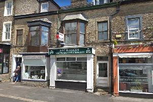 Plans have been revealed for a new wine bar on High Street, Buxton. Image: Google.