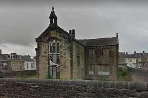 The former St Bartholomew's Church School, Colne