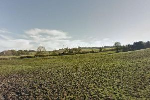 Figures show that agriculture is most prevalent within Burnley's green belt, taking up 67% of that area. Photo: Google.