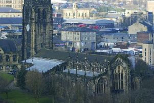 Halifax Minster prepares for summer festival of arts and music