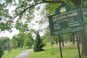 Bands in the Park takes place in Queen's Park on July 20th