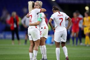 England suffered a heartbreaking 2-1 defeat after having a goal ruled out by VAR and missing a late penalty.