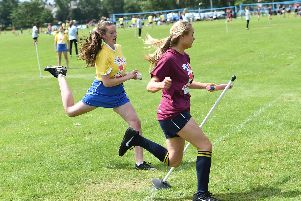 Blessed Trinity RC College rounders